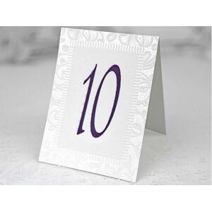 Număr de masă elegant cod   Cod 1117