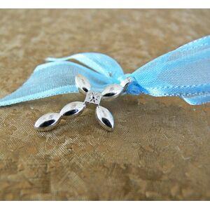 Cruciulite ondulate bleu PM309-B