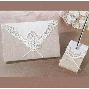 Caiet impresii si pix Country Lace. Cod GB882
