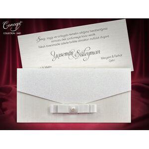 Invitatie nunta cod 5481