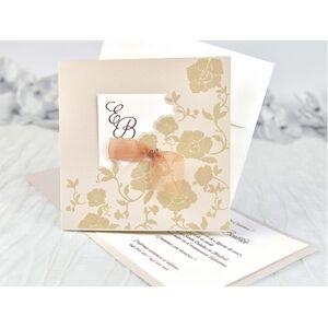 Invitatie nunta cod 35814