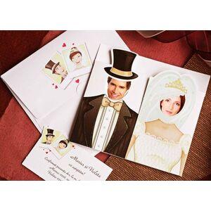 Invitatii nunta 32407