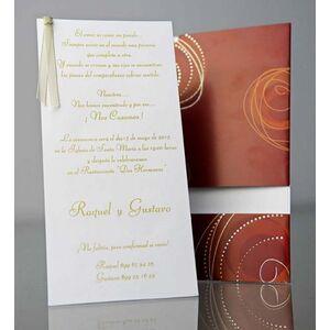 Invitatie nunta cod 34907