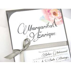 Invitatie de nunta cod 32627