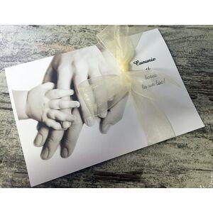 Invitatie nunta si Botez cod NB100