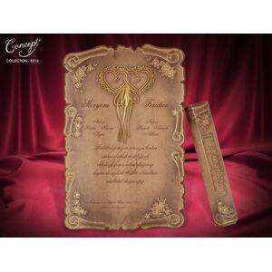 Invitatie de nunta cod 5316