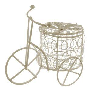 Bicicleta sarma crem cu cos caleasca