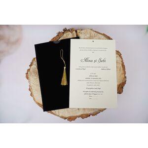 Invitatie nunta cod 1117