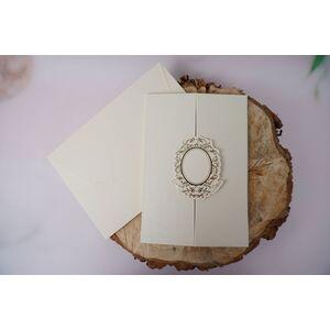 Invitatie de nunta cod 1137