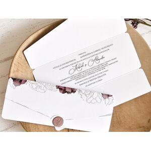 Invitatie de nunta cod 39763