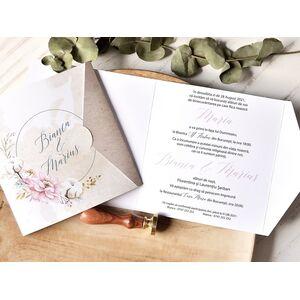 Invitatie de nunta cod 39776