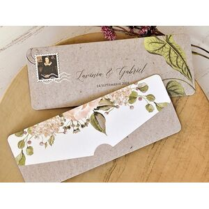 Invitatie de nunta cod 39762