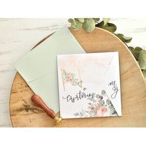 Invitatie de nunta cod 39770