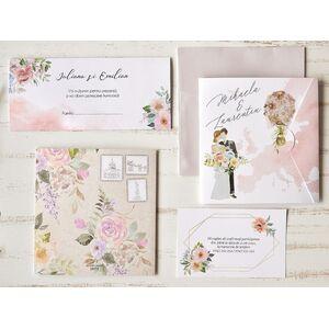 Invitatie de nunta cod 39773