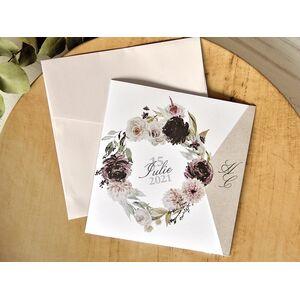 Invitatie de nunta cod 39774