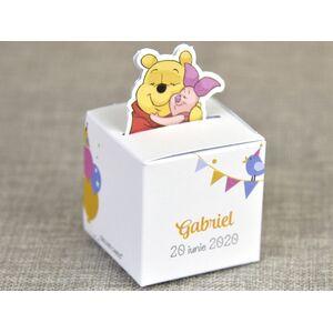 Marturie cutiuta 'Winnie the Pooh' cod 4729