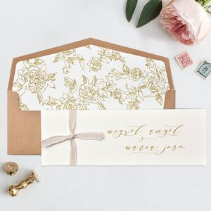 "Invitatie de nunta ""Premium III"" 39735"