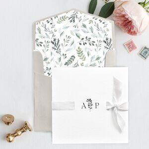 """Invitatie de nunta """"Premium II"""" 39751"""