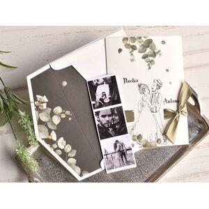 Invitatie nunta cod 39811