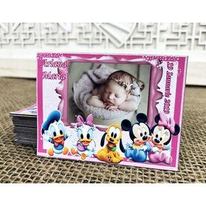 Magnet Baby Donald, Daisy, Pluto, Minnie, Mickey