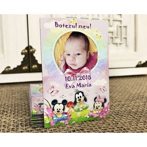 Magnet Baby Minnie, Mickey si Pluto