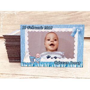 Magnet Baby Blue Boy