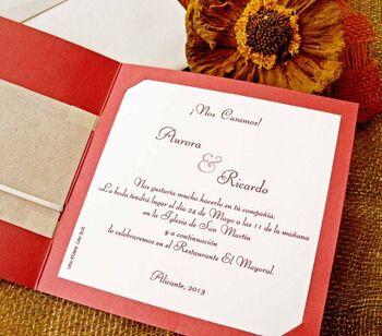Invitatii nunta 32729