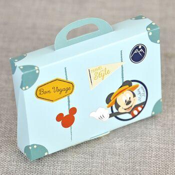 Invitatie botez 'Micky Travel' cod 15700